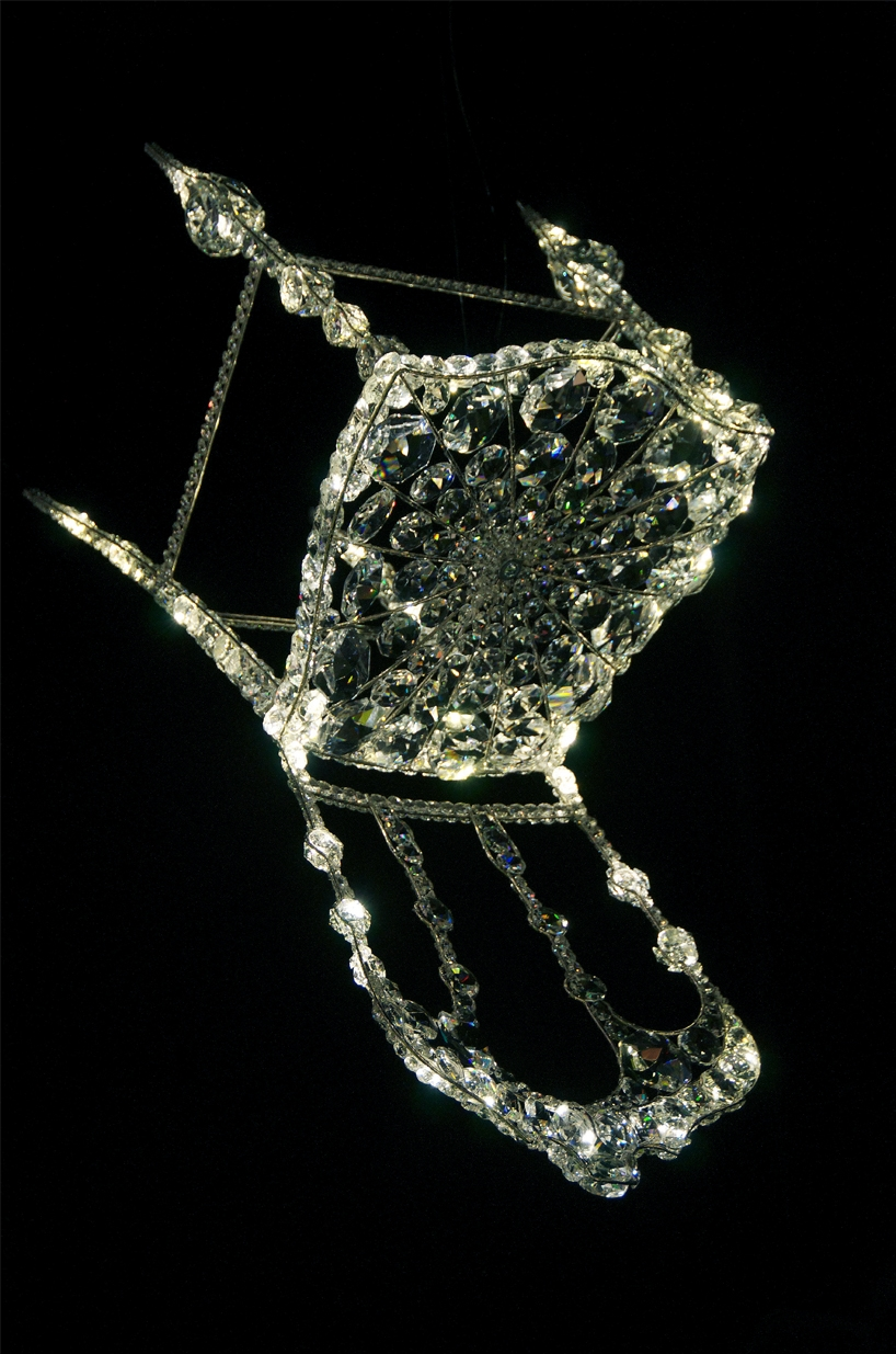 'Flying Chair' by Geraldine Gonzalez